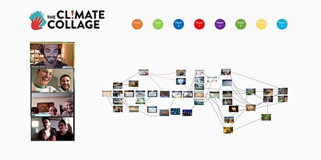 The Online Climate Collage Workshop with Michaël DORÉ tickets