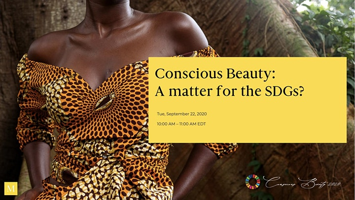 Conscious Beauty: A matter for the SDGs? image