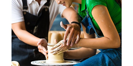 POTTERY  CLASS - WHEEL THROWING (6 week course) tickets