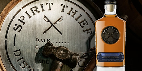 Spirit Thief Whisky Exploration Series Launch at Evolve Spirits Bar tickets
