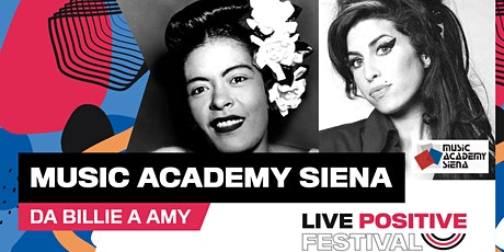 "Music Academy Siena presenta: ""Da Billie ad Amy"" biglietti"