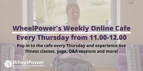 Online Yoga Class with Nina - Thursday 15th October - 11am tickets