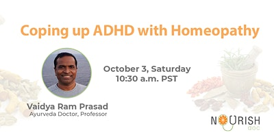 Coping up ADHD  with Homeopathy