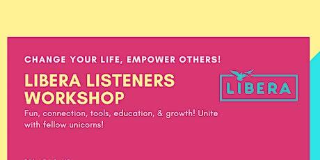 Libera Listeners' Workshop tickets