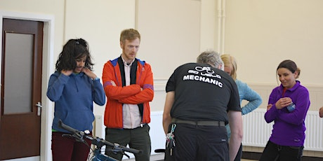 FREE - Basic Bike Maintenance Course - ROSSENDALE tickets
