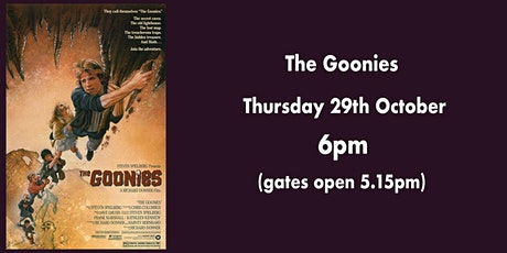 The Goonies tickets