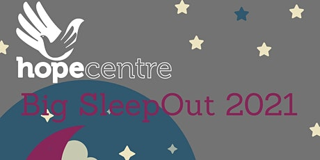 Hope Centre Big SleepOut 2021 tickets