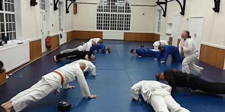 LJJ Adult Ju Jitsu MEMBERS ONLY - Coalville INDOOR Adult Jujitsu training tickets