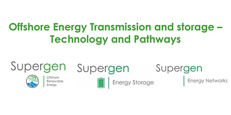 Workshop 1: Offshore Energy Transmission & storage – Technology & Pathways tickets