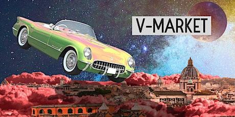 V-Market Opening | 4 Ottobre biglietti
