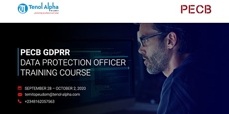 PECB CERTIFIED GDPR DATA PROTECTION OFFICER tickets