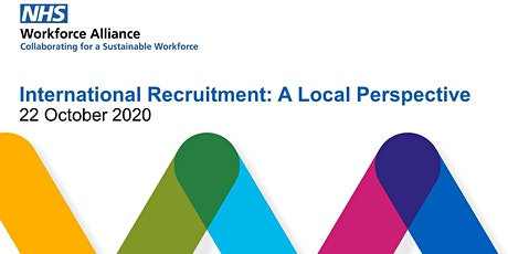 International Recruitment: A Local Perspective tickets