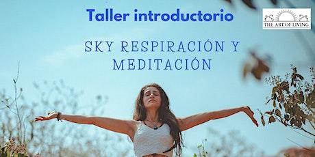 Taller introductorio - SKY Respiración y Meditación tickets