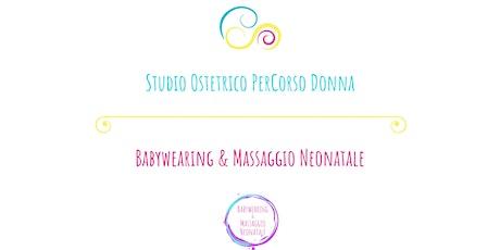 Inaugurazione Studio Ostetrico - BW & Massaggio Neonatale biglietti