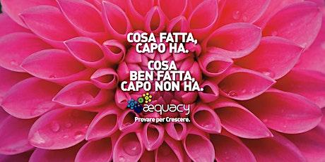 AEquacy Taster: un assaggio dell'azienda senza gerarchia biglietti