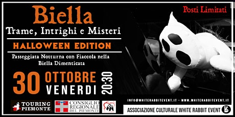 BIELLA: Trame, Intrighi e Misteri - Halloween Edition