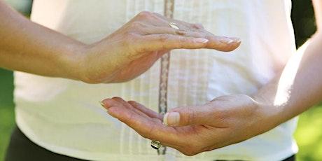 Atelier d'initiation aux ressentis énergétiques. billets