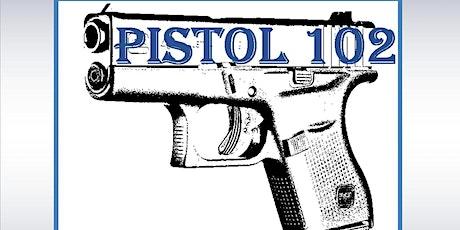 Pistol 102 entradas