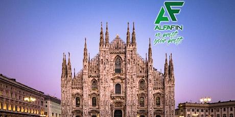 Tour Finanziario di Milano 11/10/2020, ore 10 - AlfaFin biglietti