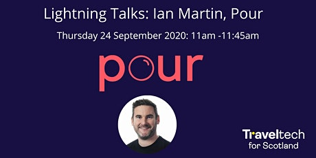 Traveltech for Scotland Lightning Talk: Ian Martin, Pour tickets