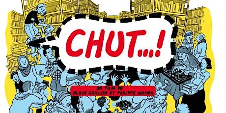 Projection du documentaire « CHUT… ! Ici, à bas bruit, se construit un aven billets