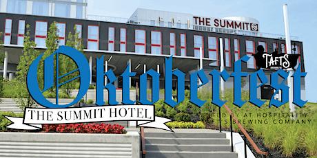Oktoberfest at The Summit Hotel - Thursday tickets