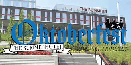 Oktoberfest at The Summit Hotel - Friday tickets