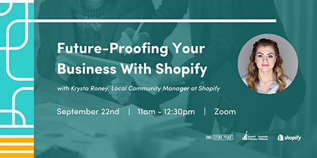 Future-Proofing Your Business With Shopify tickets