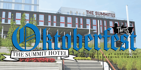 Oktoberfest at The Summit Hotel - Saturday (SESSION 2) tickets