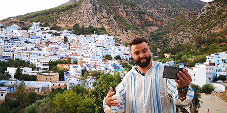 Morocco Virtual Trip – Insta-famous Blue Town of Chefchaouen tickets