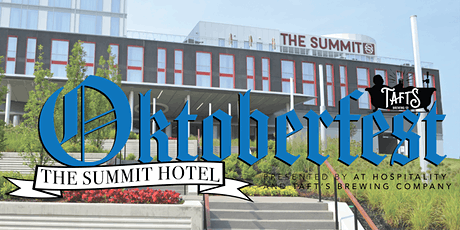 Oktoberfest at The Summit Hotel - Sunday tickets
