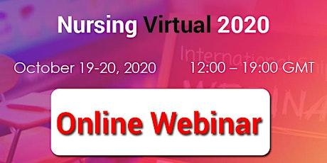 International Webinar on Nursing tickets