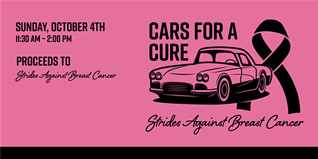 Cars For A Cure - Car Show & Social tickets