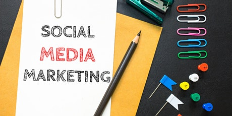 Social Media Strategy for a Small Business Webinar tickets