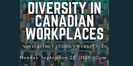 Diversity in Canadian Workplaces tickets