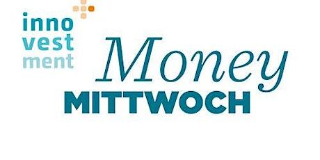 Treffen Sie uns zu unserem nächsten Money-Mittwoch Talk! Tickets