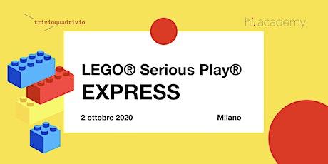 LEGO® Serious Play® EXPRESS biglietti