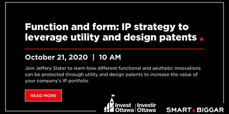 Function and form: IP strategy to leverage utility and design patents tickets