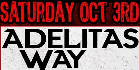 Adelitas Way, Blacklite District, Another Day Dawns, Taking Dawn tickets