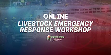 Livestock Emergency Response Workshop