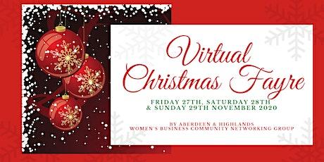 Christmas Fayre - Aberdeen & Highlands Women's Community Networking Group tickets