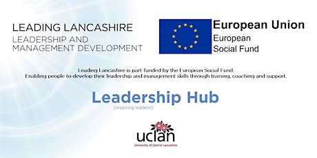 Leading Lancashire: Improve Your Team's Resilience tickets