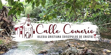 ICDC Calle Comerío Culto de Adoración al Señor. entradas
