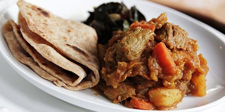 Chapati and Kenyan Stew with Sister Collette Martime, FSE tickets