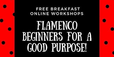 Online Flamenco Beginners tickets