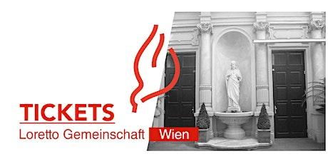 Gebetskreis Wien Operngasse am 14.10. Tickets