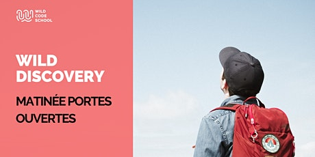 Wild Discovery : Matinée portes ouvertes de 9h à 12h billets