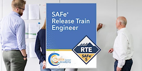 SAFe® 5 Release Train Engineer RTE Certification (Private) tickets