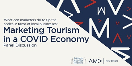 Marketing Tourism in a COVID Economy tickets