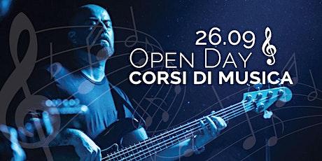 OPEN DAY DI MUSICA biglietti